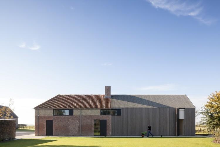 Residence DBB / Govaert & Vanhoutte Architects , © Tim Van De Velde