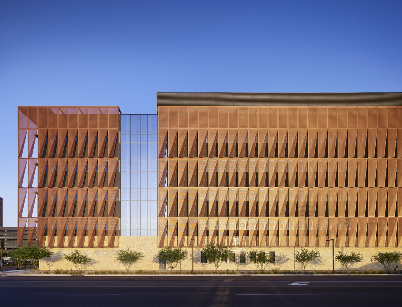 University of Arizona Cancer Center / ZGF Architects