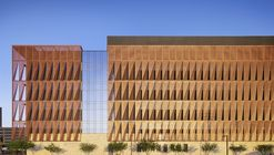 Centro de Cancer de la Universidad de Arizona / ZGF Architects