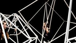 CasaCuerpo: Estudiantes utilizan su cuerpo como espacio formativo para construir una casa