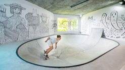 Urban Man Cave / Inhouse Brand Architects