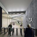CETRAM Comercial La Raza. Image Cortesía de Juan Ruíz, Yair Rodriguez, Farid Kury, Cuauhtemoc Martínez