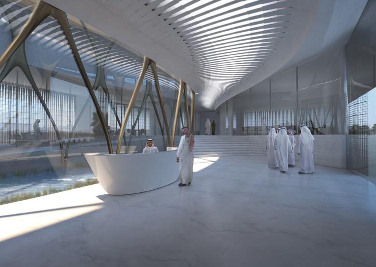 © Methanoia. Cortesía de Zaha Hadid Architects