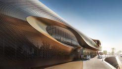 Zaha Hadid Architects diseñará un centro cultural inspirado en los oasis de Arabia Saudita