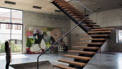 Solid Concrete Studio + Gallery / ASWA