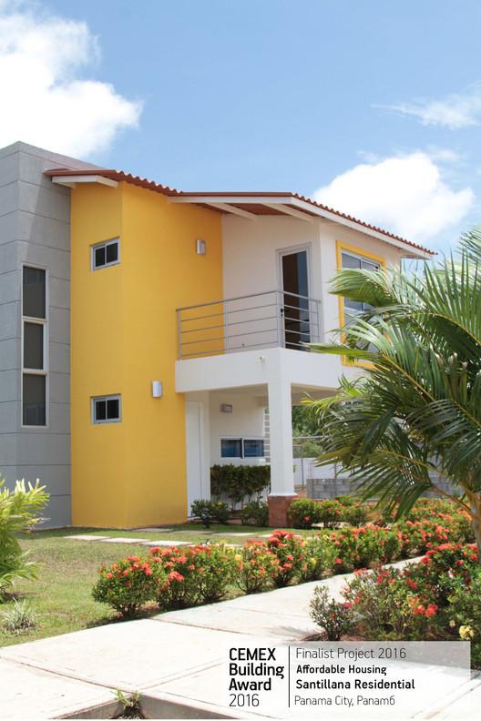 Santillana Residential / Arq. Edgar Niño. Panamá, Panamá. Image © Eleazar Planas
