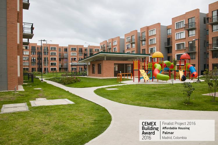 Palmar / Camilo Santamaría Arquitectura y Urbanismo. Madrid, Colombia. Image  Cortesía de CEMEX Building Award