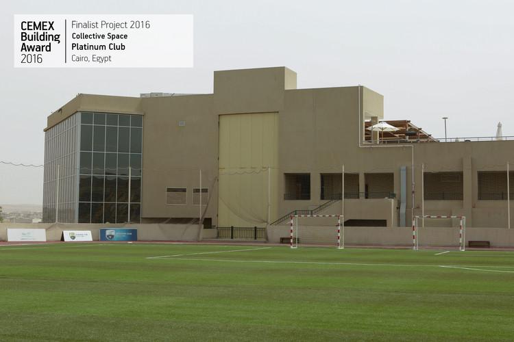 Platinum Club / Saboor. Cairo, Egypt. Image  Cortesía de CEMEX Building Award