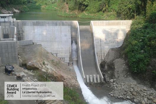 La Libertad Hydroelectric / Ing. Javier Luengo Delgado. Colomba Costa Cuca, Guatemala. Image © CODOCSA S.A.