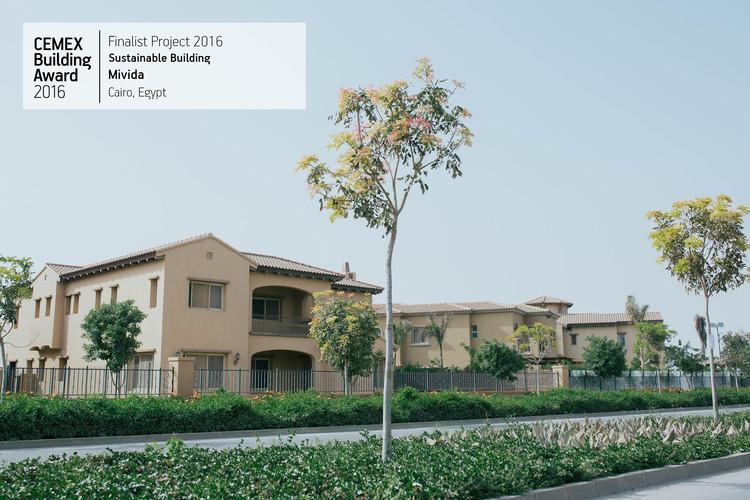 Mivida / EMAAR. Cairo, Egypt. Image Cortesía de CEMEX Building Award