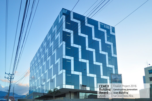 Icon Building / Javier Rojas. San José, Costa Rica. Image © Willy Calderón