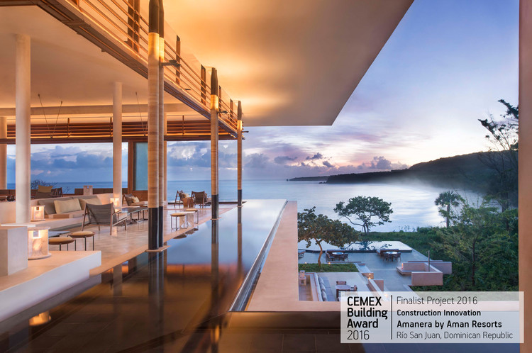 Amanera by Aman Resorts / John Heah, Heah & Co., Franc Ortega. Río San Juan, Dominican Republic. Image © Juan Lopez Spratt