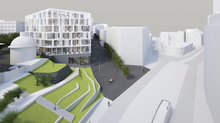 Cortesía de Arkitema Architects & Arkitektgruppen Cubus