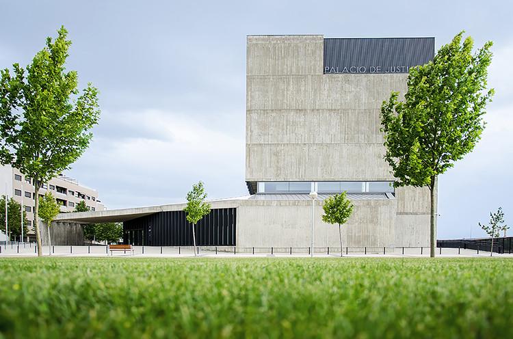 Palacio de  Justicia de Huesca / Ingennus, © Victor Westfalia