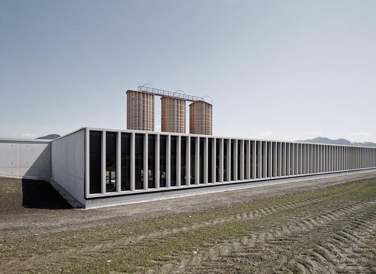 Motorway Maintenance Centre Salzburg / marte.marte Architekten, © Marc Lins