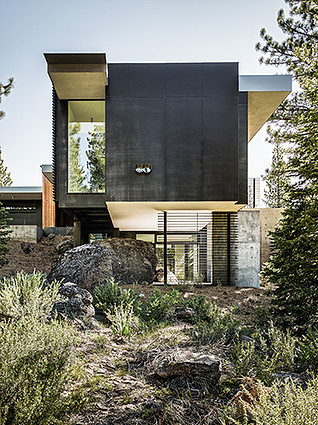 Casa Benvenuto, Faulkner Architects. Cortesía de Faulkner Architects