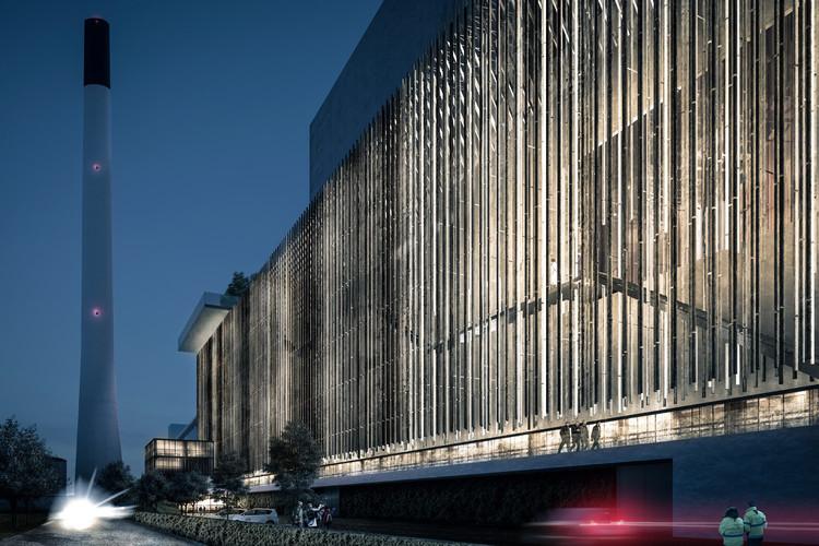BIO4, Gottlieb Paludan Architects. Cortesía de Gottlieb Paludan Architects