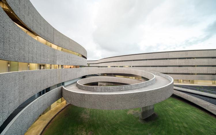 Facultad de Artes Plásticas, Universidad de La Laguna, gpy arquitectos. © Filippo Poli