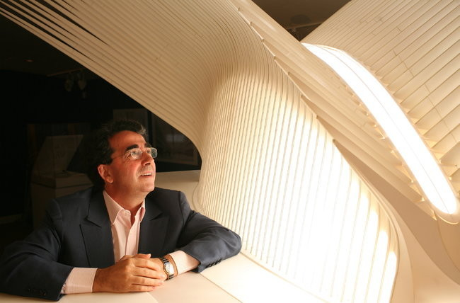 Santiago Calatrava. © Ozier Muhammad/The New York Times