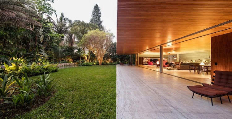 Casa Rampa, Studio MK27. © Fernando Guerra | FG+SG