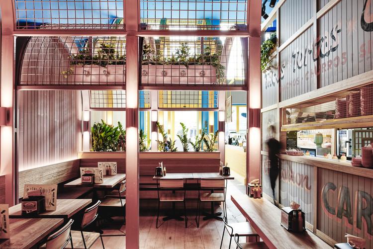 Cortesía de echné Architecture + Interior Design