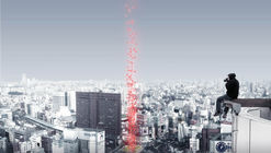 Tokyo Vertical Cemetery Competition Winners Announced