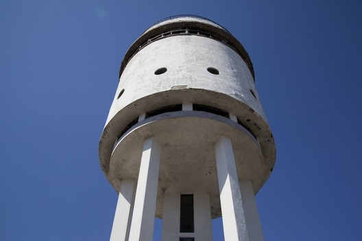 """How a Group of """"Partners in Crime"""" Restored Yekaterinburg's Constructivist-Era White Tower"""