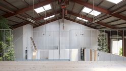 Warehouse Renovation / Yabashi architects & associates