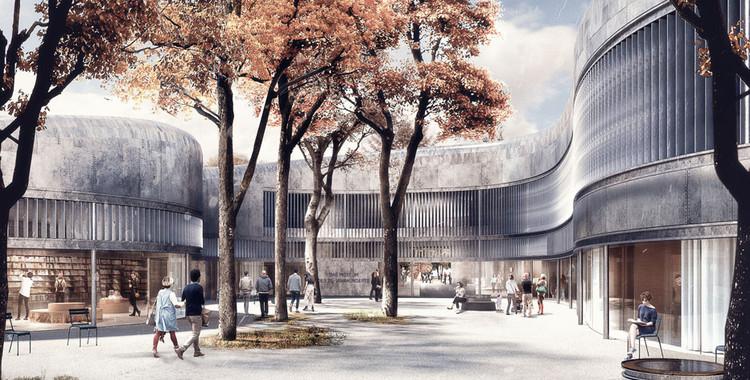 © Lundgaard & Tranberg Arkitekter A / S + SCHØNHERR A / S,