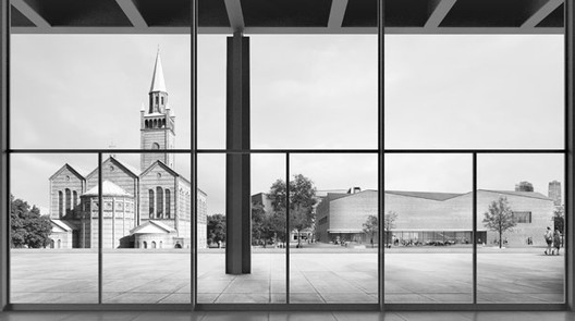 © Bruno Fioretti Marquez Architekten + Capatti staubach Landscape Architects / Winfried Mateyka