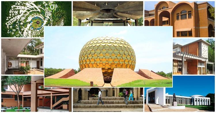 The Unreliable Utopia of Auroville's Architecture