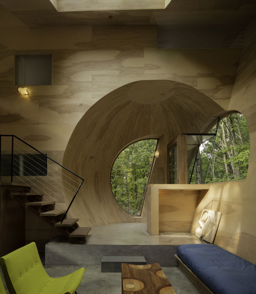 Ex of In House / Steven Holl Architects