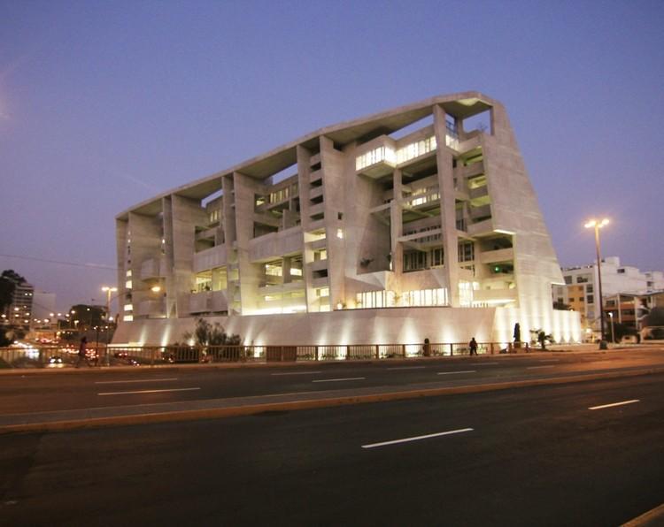 Universidad de Ingeniería y Tecnología - UTEC / Grafton Architects + Shell Arquitectos. Image © Shell Arquitectos