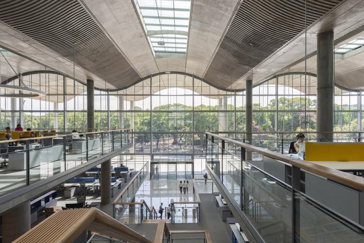 Nueva Jefatura de Gobierno de Buenos Aires / Foster + Partners, Berdichevsky Cherny Arquitectos + StudioMinond. Image © Foster + Partners