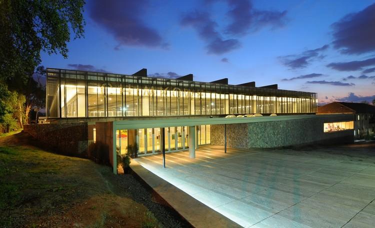 Centro Cultural Chimwoke / Gubbins Arquitectos + Nicolas Loi. Image © Bruno Giliberto