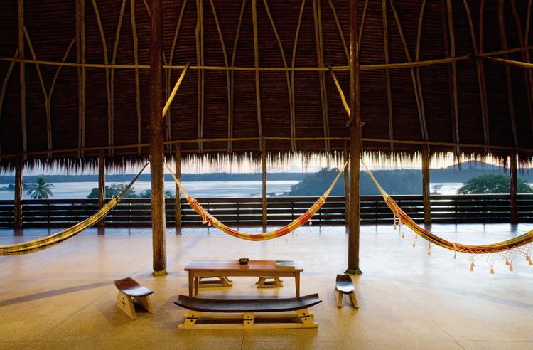 ISA Instituto Sócio-Ambiental / Brasil Arquitetura. Image © Daniel Ducci