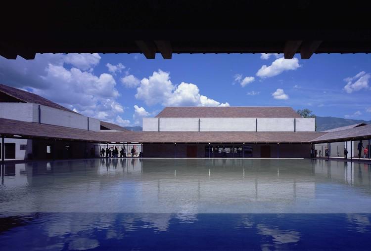 Biblioteca Pública de Belén / Hiroshi Naito. Image Cortesía de Fundación Rogelio Salmona