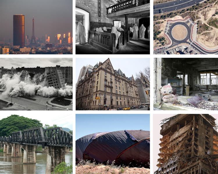 10 historias de terror cuyo principal protagonista fue una obra de arquitectura