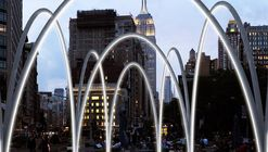 LOT Wins Competition to Transform Flatiron Plaza in New York