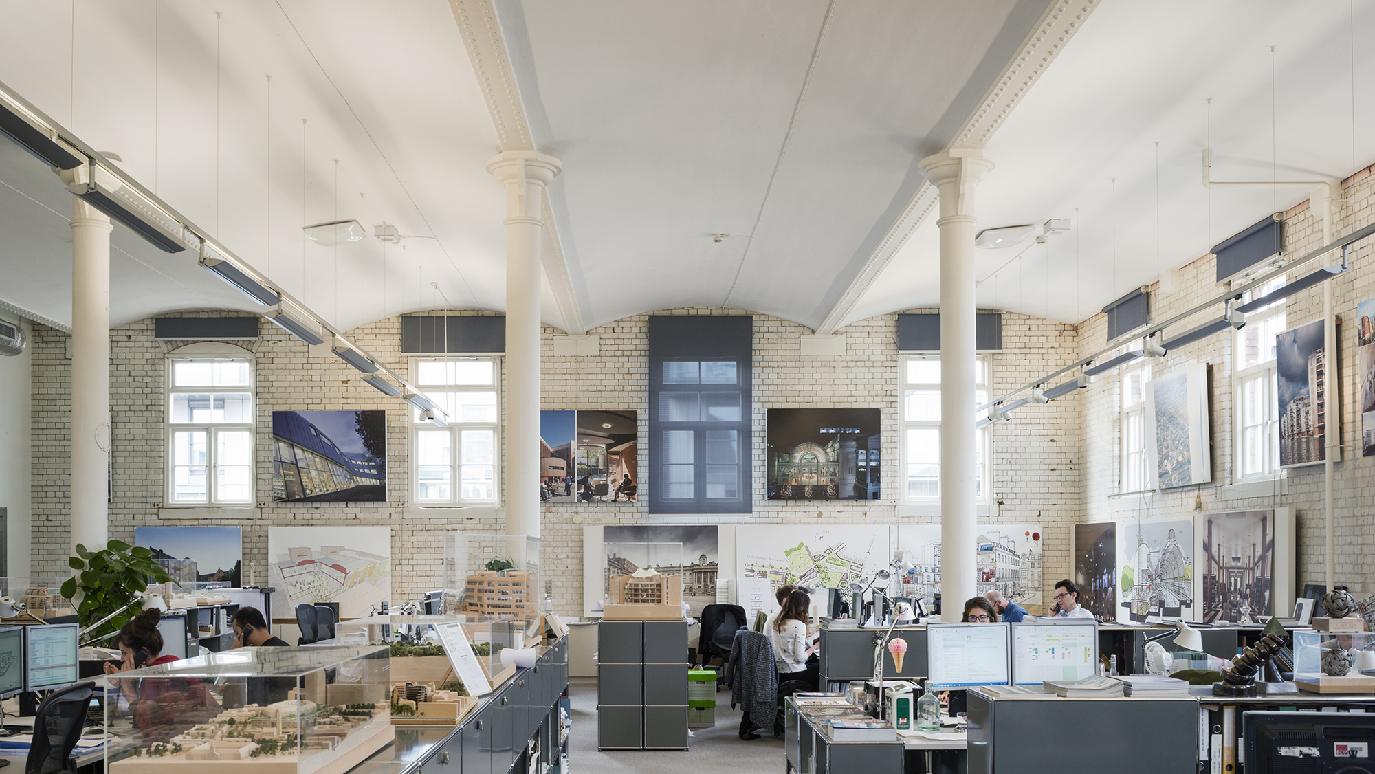 Gallery of look inside a collection of london based for Architecture studio