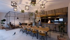 Café Cicero / ALTS Design Office