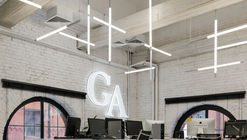 Gazeta.ru News Agency Office / Nefa Architects