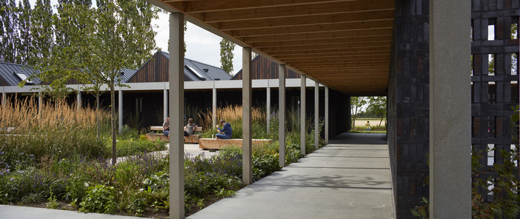 Vajrasana Buddhist Retreat Walters Amp Cohen Architects