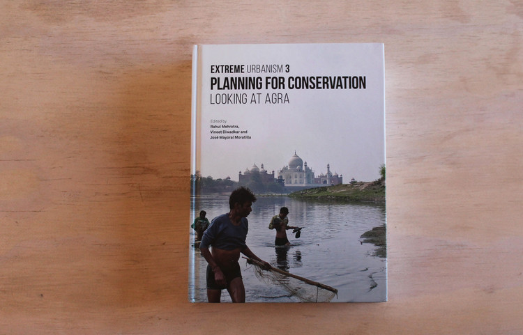 Planning for Conservation: Looking at Agra, Courtesy of Unknown