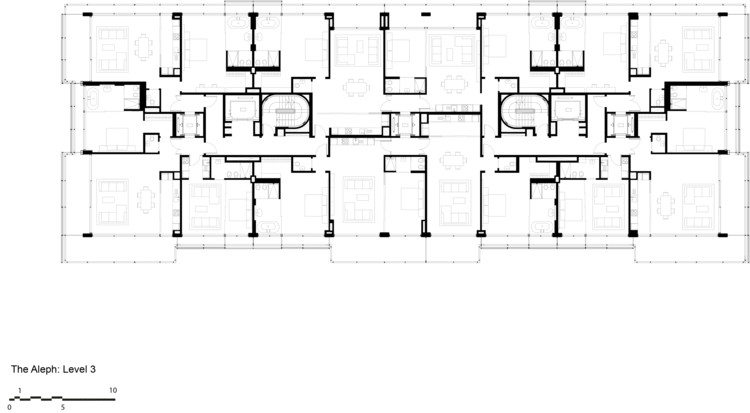 Level 03 Floor Plan