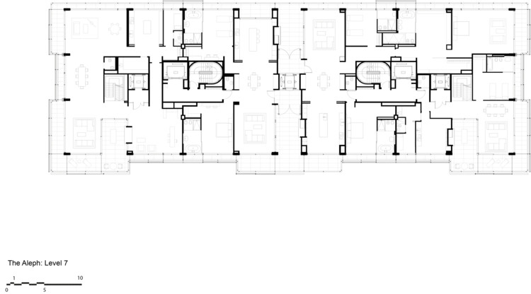 Level 07 Floor Plan