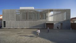 Cultural Centre and Music School / Alberich-Rodríguez Arquitectos