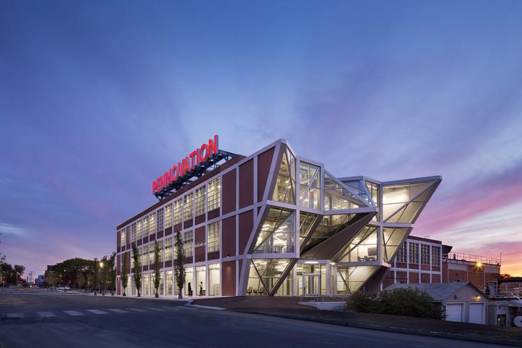 Pennovation Center / Hollwich Kushner + KSS Architects, © Michael Moran