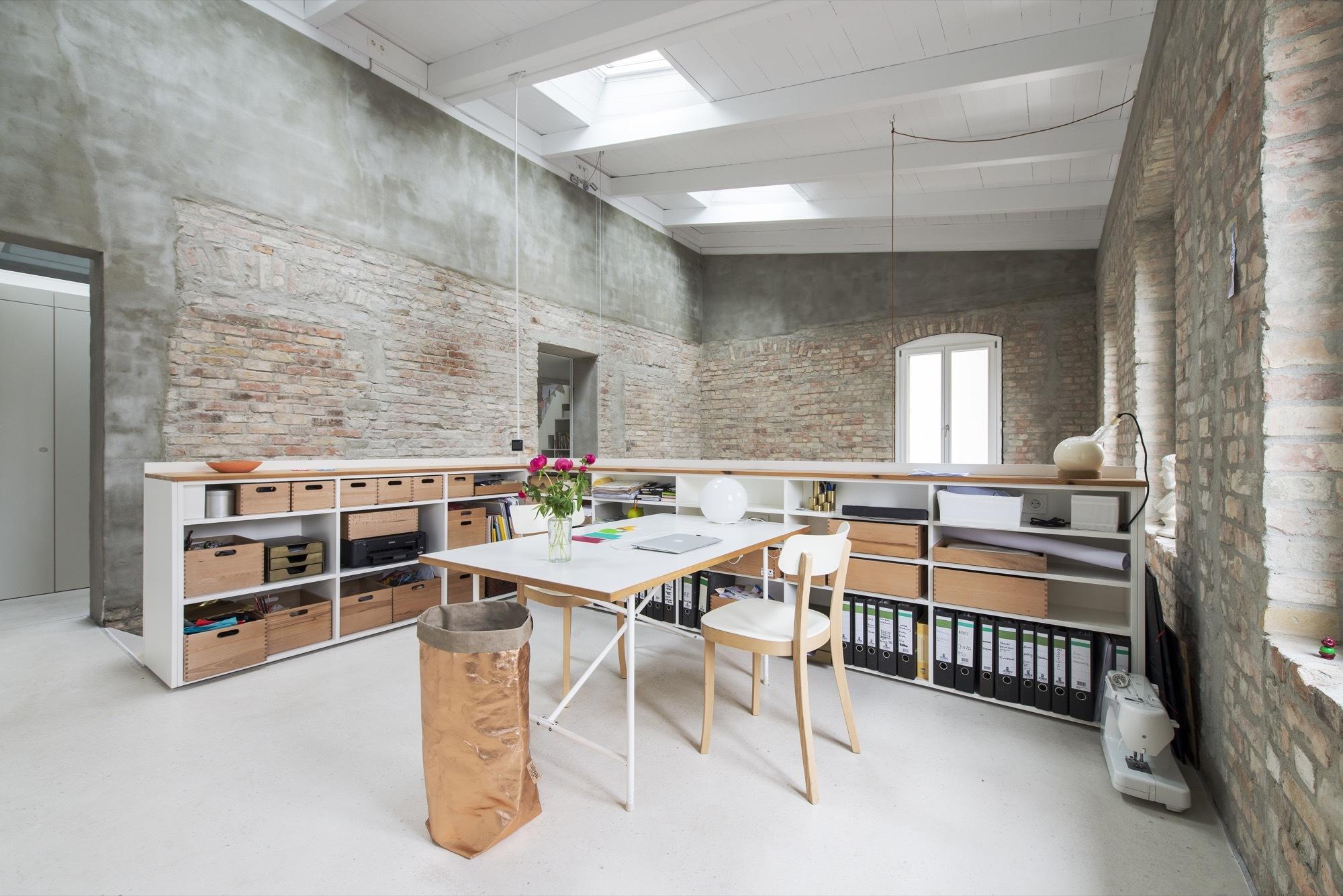 Gallery of mmb umbau m llerhaus berlin asdfg for Interior design studium berlin