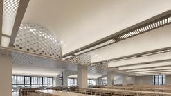 The Faculty Canteen of Tsinghua University / SUP Atelier